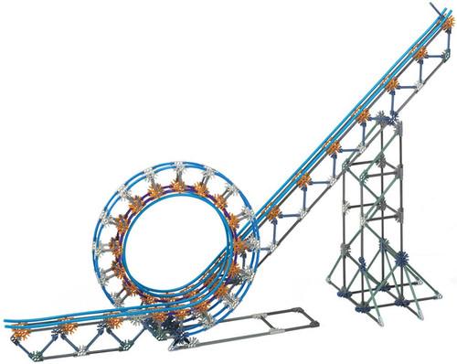 K'Nex Roller Coaster Physics