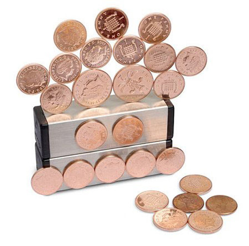 Magic Penny Magnet Kit