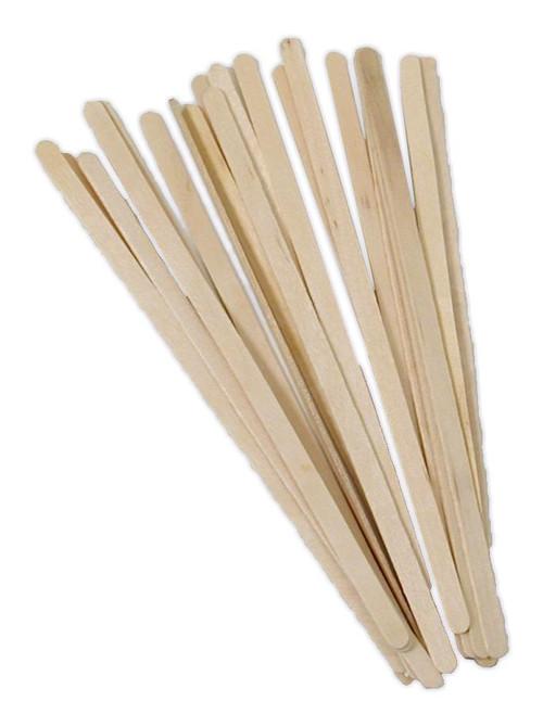 Wooden Splints, 20 pack