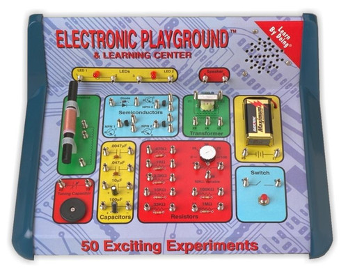 Electronics Lab 50-in-1