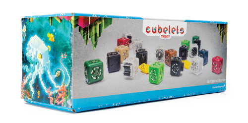 Cubelets Twenty Robotics Kit