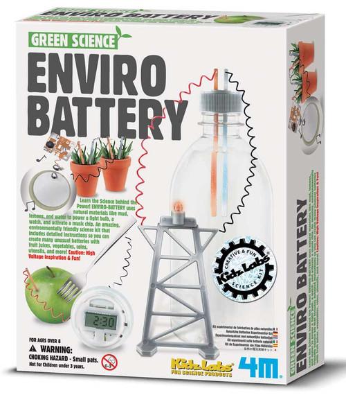 4M Enviro-Battery Kit