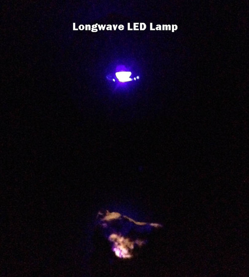 Shortwave And Longwave Ultraviolet Lamp ...