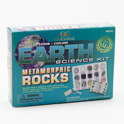 Earth Science Kit: Metamorphic Rock Collection