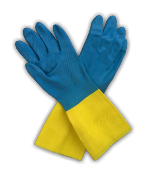 Safety Gloves, size 9 - 9.5 Large