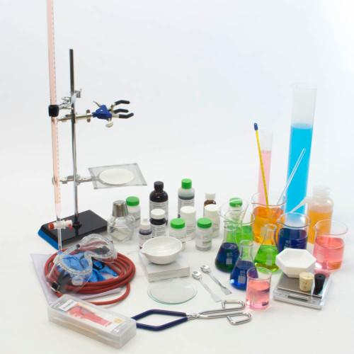Novare General Chemistry kit contents