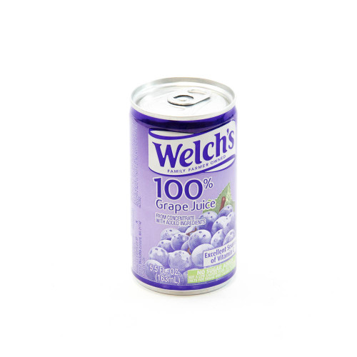 Grape Juice, 5.5 oz Can