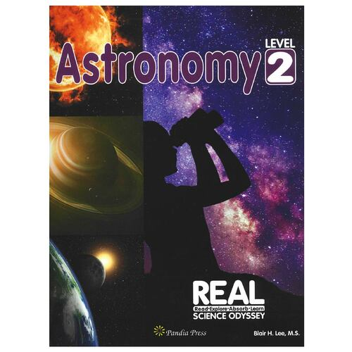 R.E.A.L. Science Odyssey Astronomy 2 Textbook
