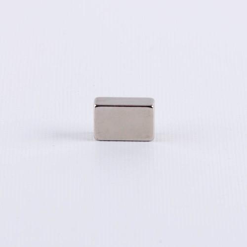 "Neodymium Block Magnet, 0.75"" x 0.50"" x 0.25"""