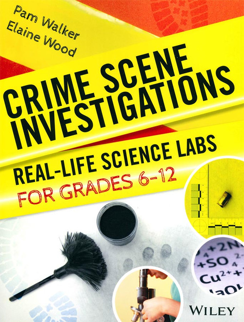 Crime Scene Investigations For Gr 6 12