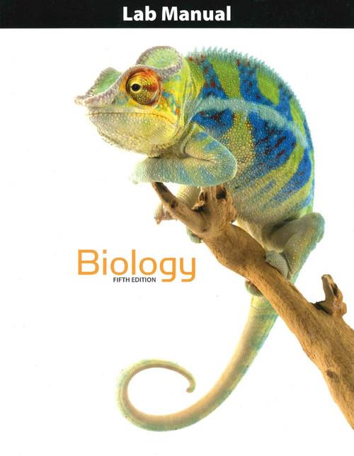 BJU Press Biology Student Lab Book