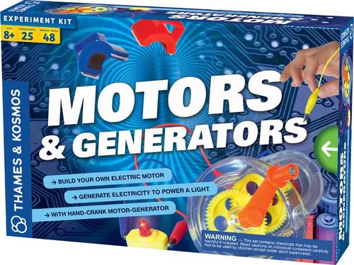 Thames Amp Kosmos Motors Amp Generators Experiment Kit