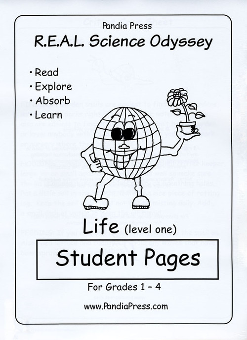 R.E.A.L. Science Odyssey Life 1 Student Pages