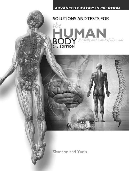Human Body - Tests & Key