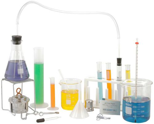 kitchen science kit instructions
