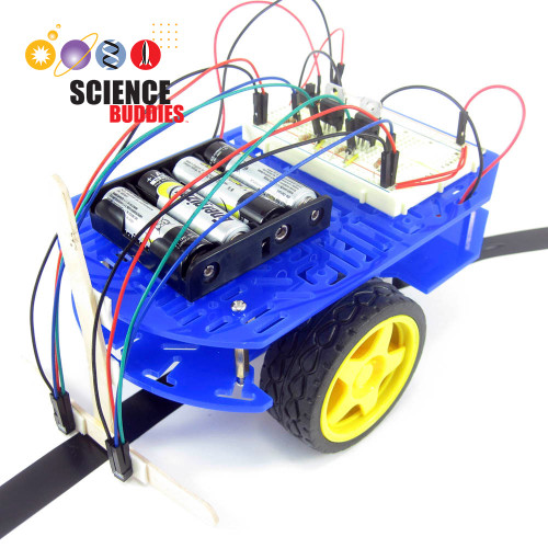 Bluebot Robotics Classroom Kit Science Buddies