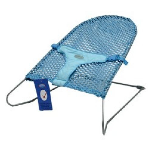Babyhood Safety Mesh Bouncer - Various Colours