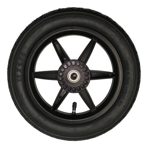 "Mountain Buggy - 12"" Complete Rear Wheel (2010-2014 models)"