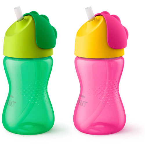 Avent Dinosaur Straw Cup 300ml