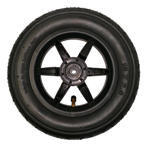 "Mountain Buggy - 10"" Complete Front Wheel"