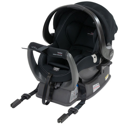 Safe n Sound Unity Isofix Carrier Thermo5 Bamboo