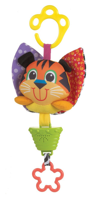 Playgro - Musical Pullstring Tiger