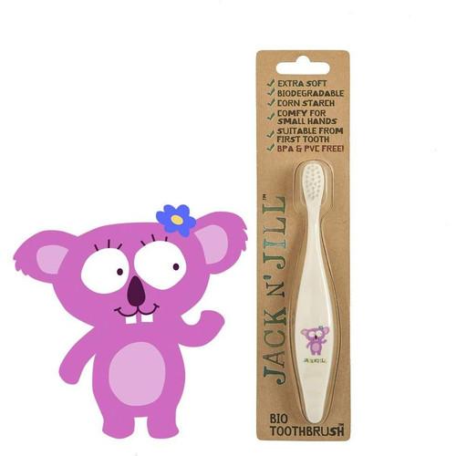Jack n' Jill - Bio Toothbrush - Koala