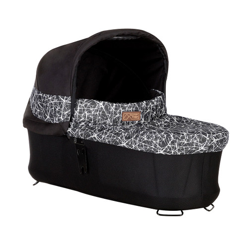 Mountain Buggy - Carrycot PLUS for Urban Jungle, Terrain and +one - Graphite