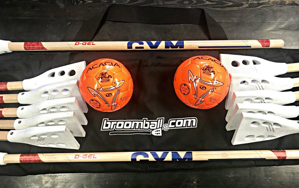 Gym Broomball Set