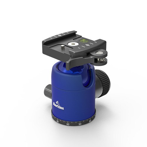 Q3i Traveler with Lever Release (Blue)