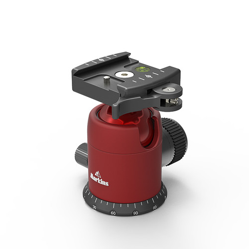 Q3i Emille with Lever Release (Red)