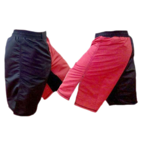 Black and Red MMA Fight Shorts