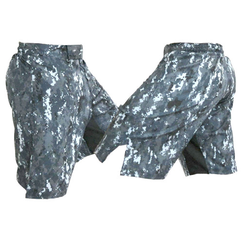 Navy Camo NWU MMA Fight Shorts