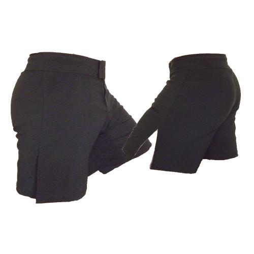 Black Women's Fight Shorts