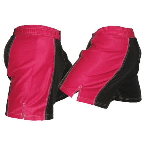 Pink Women's Fight Shorts