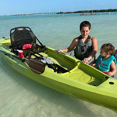 Zelda's Adventure In Key West Florida