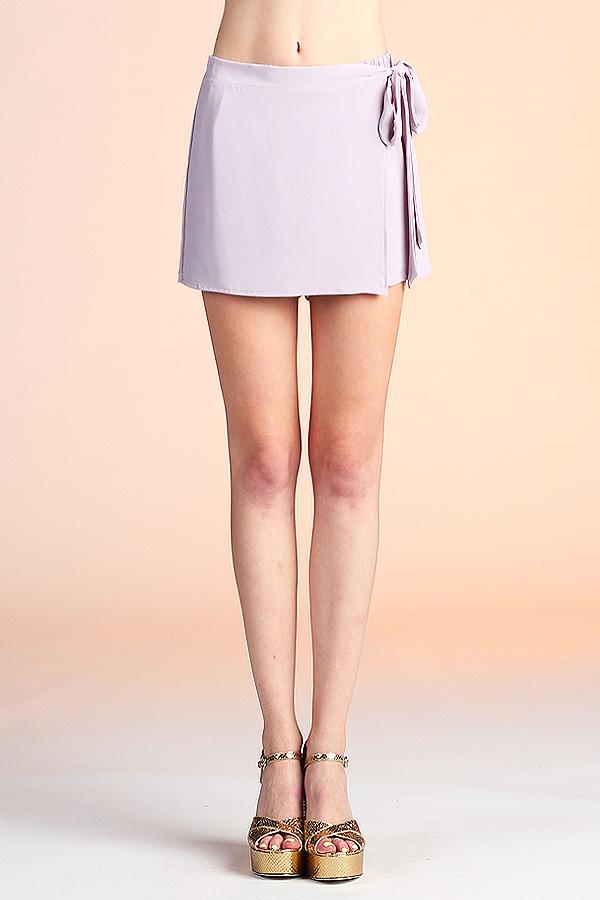 Side Wrap Shorts P-3672