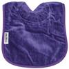 Purple Towel Large Bib