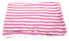 This plush striped organic snooze blanket with jersey backing is simply heavenly. Made with 100% organic cotton, its beautifully soft making it the perfect for keeping little ones warm during nap time or gives them a nice soft surface for tummy time. At 75 cm x 100 cm, the versatile size of the snooze blanket makes it perfect at home or in the stroller so it really is a new baby must have.  Dimensions:  75cm x 100cm