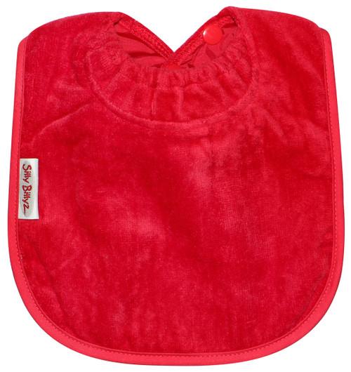 Red Towel Large Bib