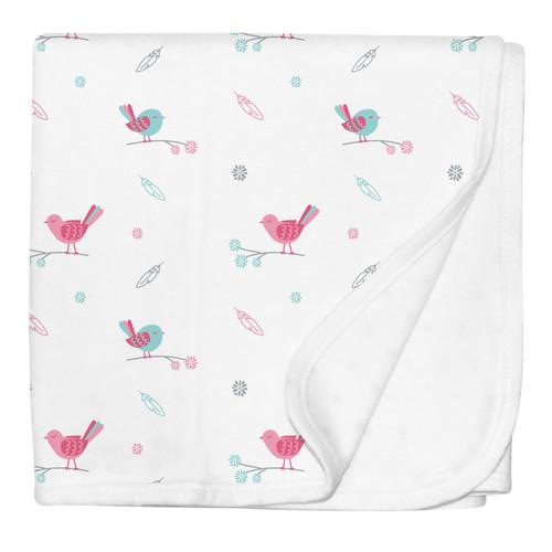 Birdy Jersey Stroller Blanket