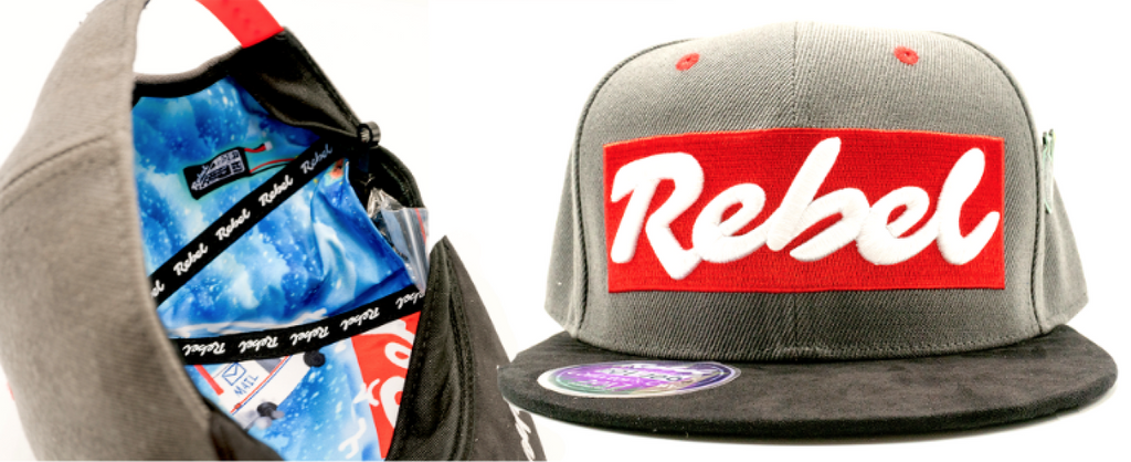Lla-mAhverse Rebel Hat (Collectors Cut) Limited run of 100 [SOLD OUT keep an eye out for the next versions]