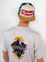 Dive Peaks Edition Cork Brim Rebel Hat