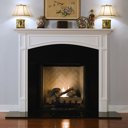 CAMBRIDGE FIREPLACE MANTEL STANDARD