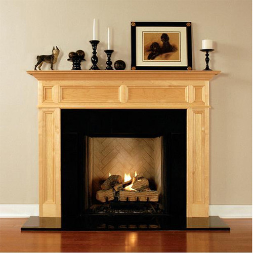 Concord Wood Custom Fireplace Mantel