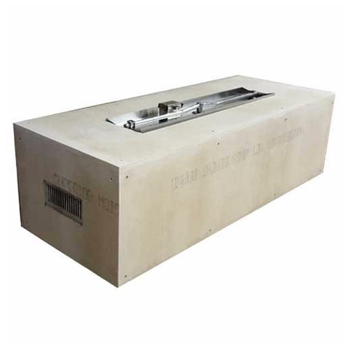 Ready to Finish Interlink Fire Pit Enclosures Electronic Ignition (EI) U60X24/49X8CEK