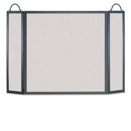 Pilgrim 3 Panel Traditional Straight-Top Screen