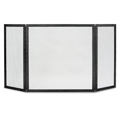 Pilgrim Bay Branch 3 Panel Screen (Multi Finishes Available)