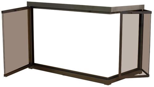 Corner Bar Iron Fireplace Doors Pricing From $2530-$5884