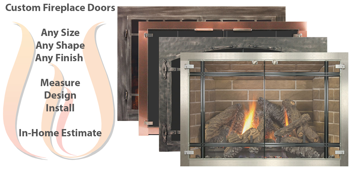 Fireplace Accessories Fireplace Doors Page 1 Westchester